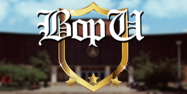 bopU #1 ~Bops From the Middle East~