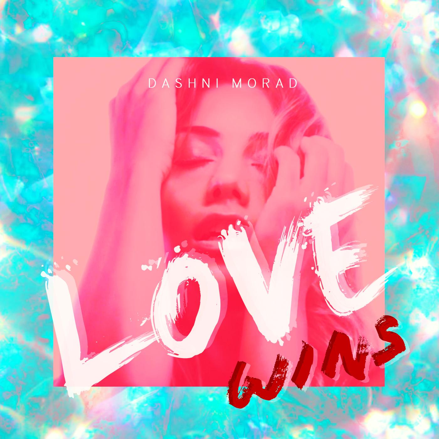 "Dashni Morad, the Shakira of Kurdistan, Shares Powerful Single ""Love Wins"""
