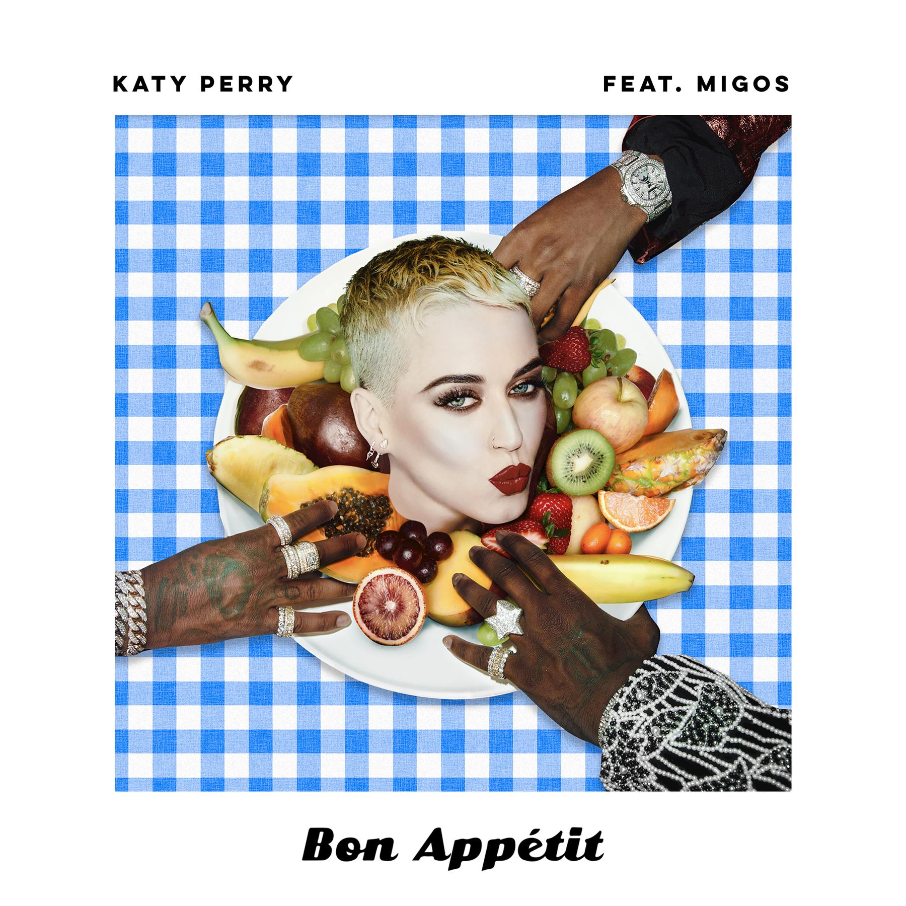 """Katy Perry Driven to Tears by Fans Dragging Her Brilliant New Bop, """"Bon Appétit"""""""