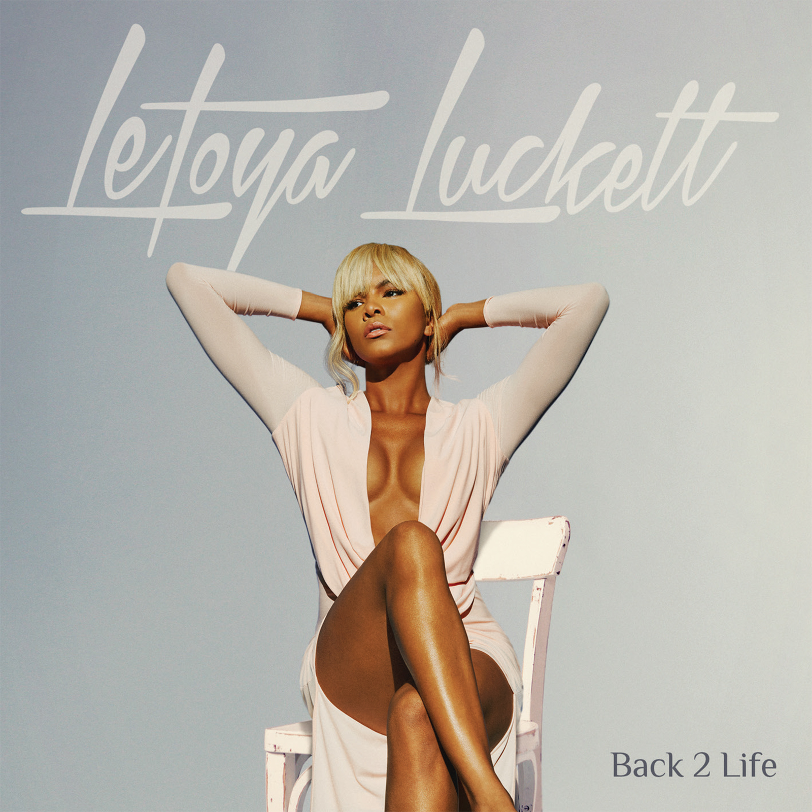 """LeToya Luckett Triumphantly Comes """"Back 2 Life"""" on First Album Since 2009"""