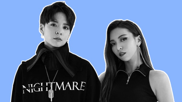 "Music Video: Amber / Luna of f(x) – ""Lower"""