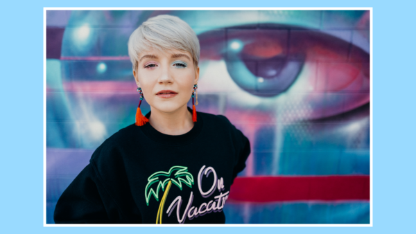 Premiere: Anja Kotar Serves 80s Lewks In Upbeat New Music Video