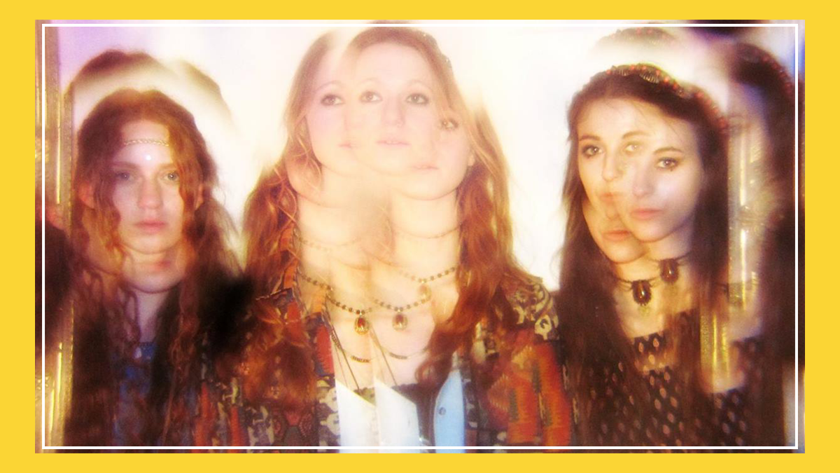 London Trio Fire In Her Eyes Discuss Their Psychedelic Sounds