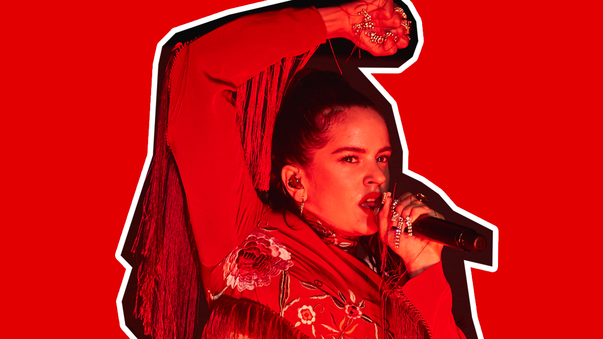 Rosalía Rocks First London Headline Show at Village Underground